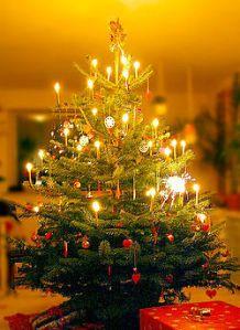 perayaan natal di adakan