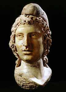 mithra-statue